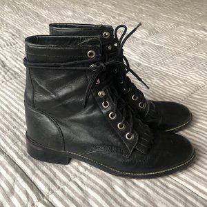 Vintage Roper Boots/Kiltie Boots